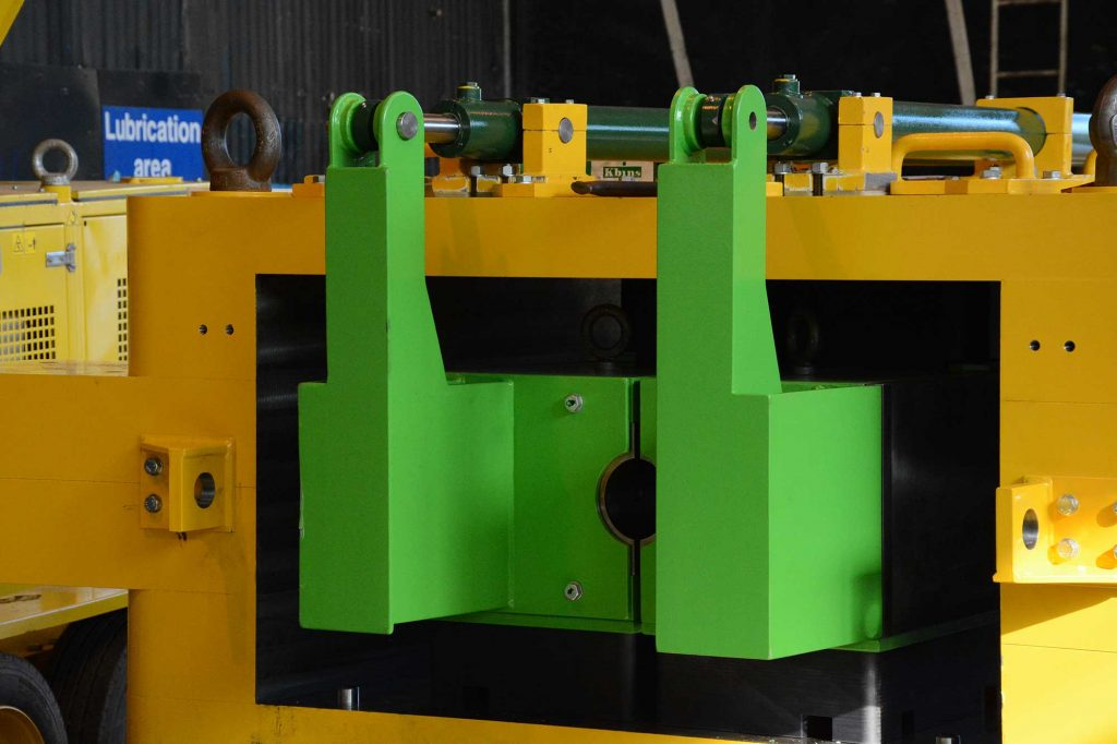 Linear Winch - Mechanical Engineers Newcastle